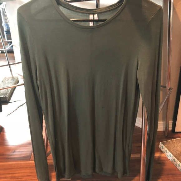Banana Republic Long Sleeved Shirt